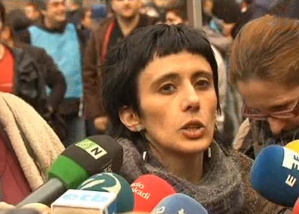Gotozone, Herrira manifestazioan deklarazioak egiten