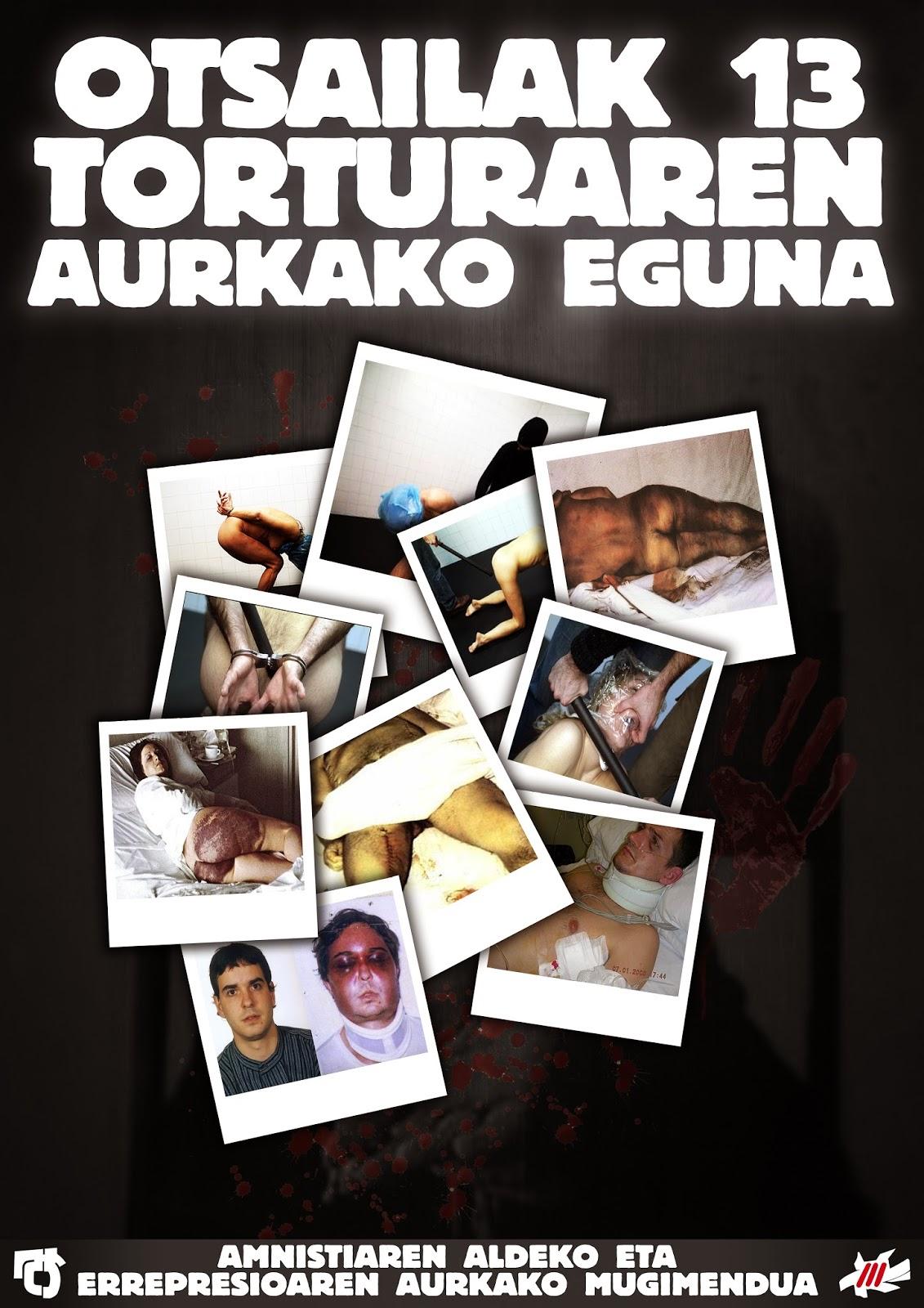 TORTURAREN+AURKAKO+EGUNA